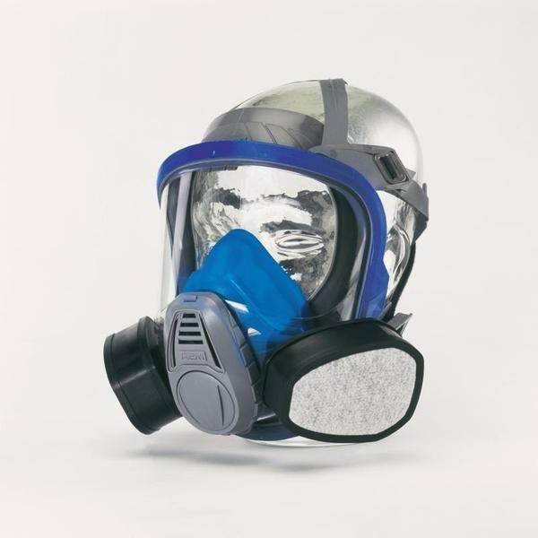 Maschera Protettiva Respiratoria Polvere Fine 5e578b5a54b19